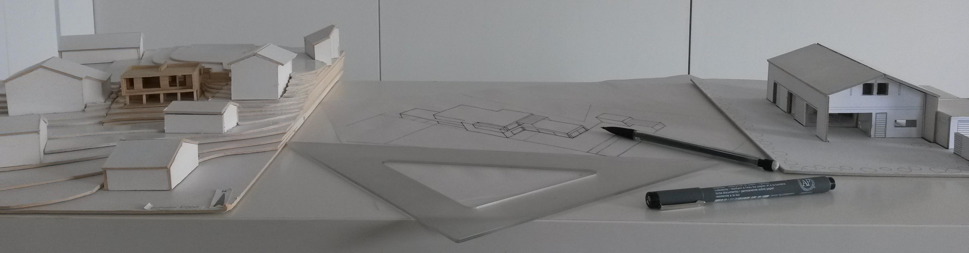 Conception et réalisation Maisons Bayonne Architecte Pays Basque Gwenael Stephan