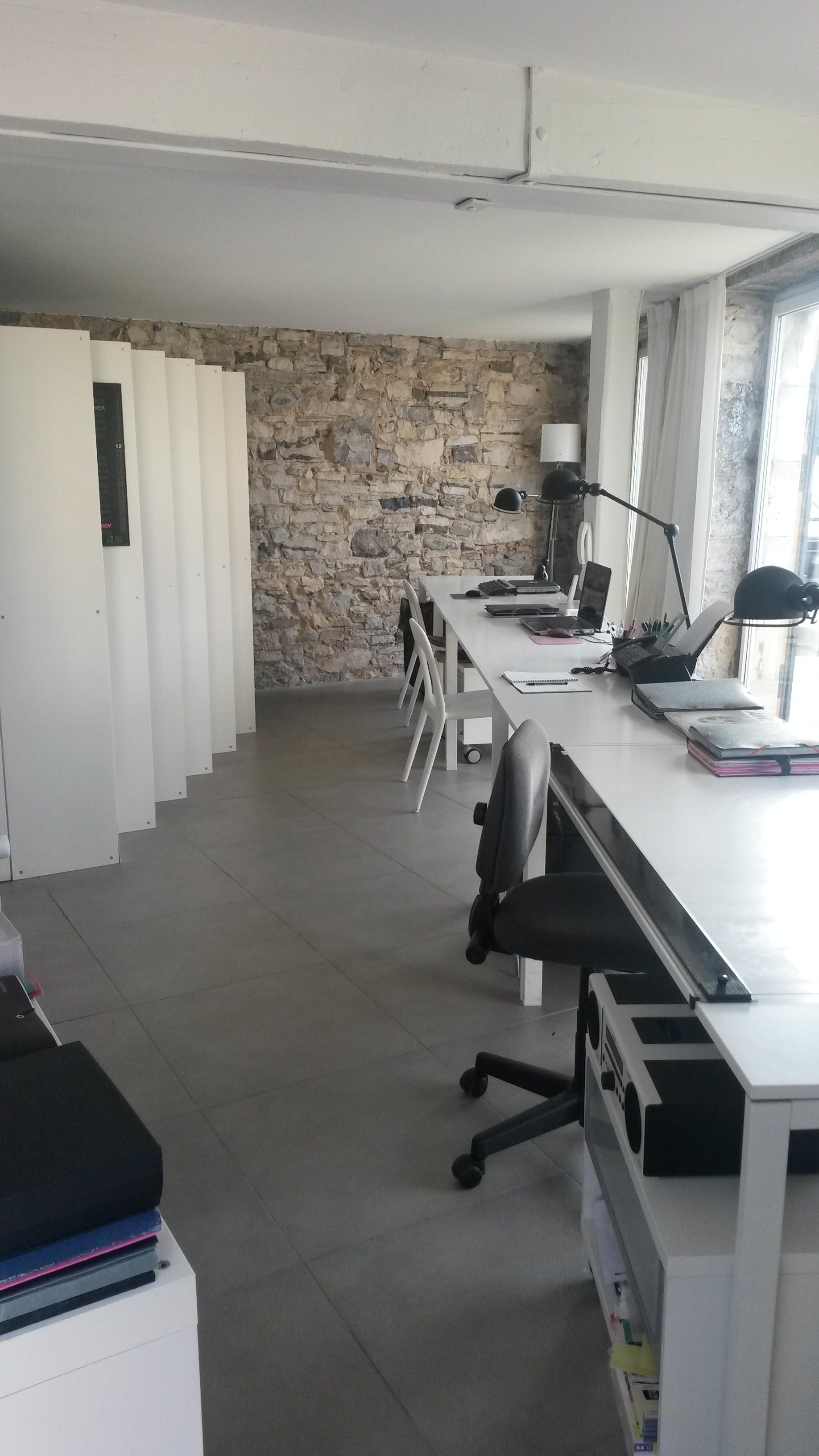 Aménagement atelier d'architecte à Bayonne par Gwenael Stephan