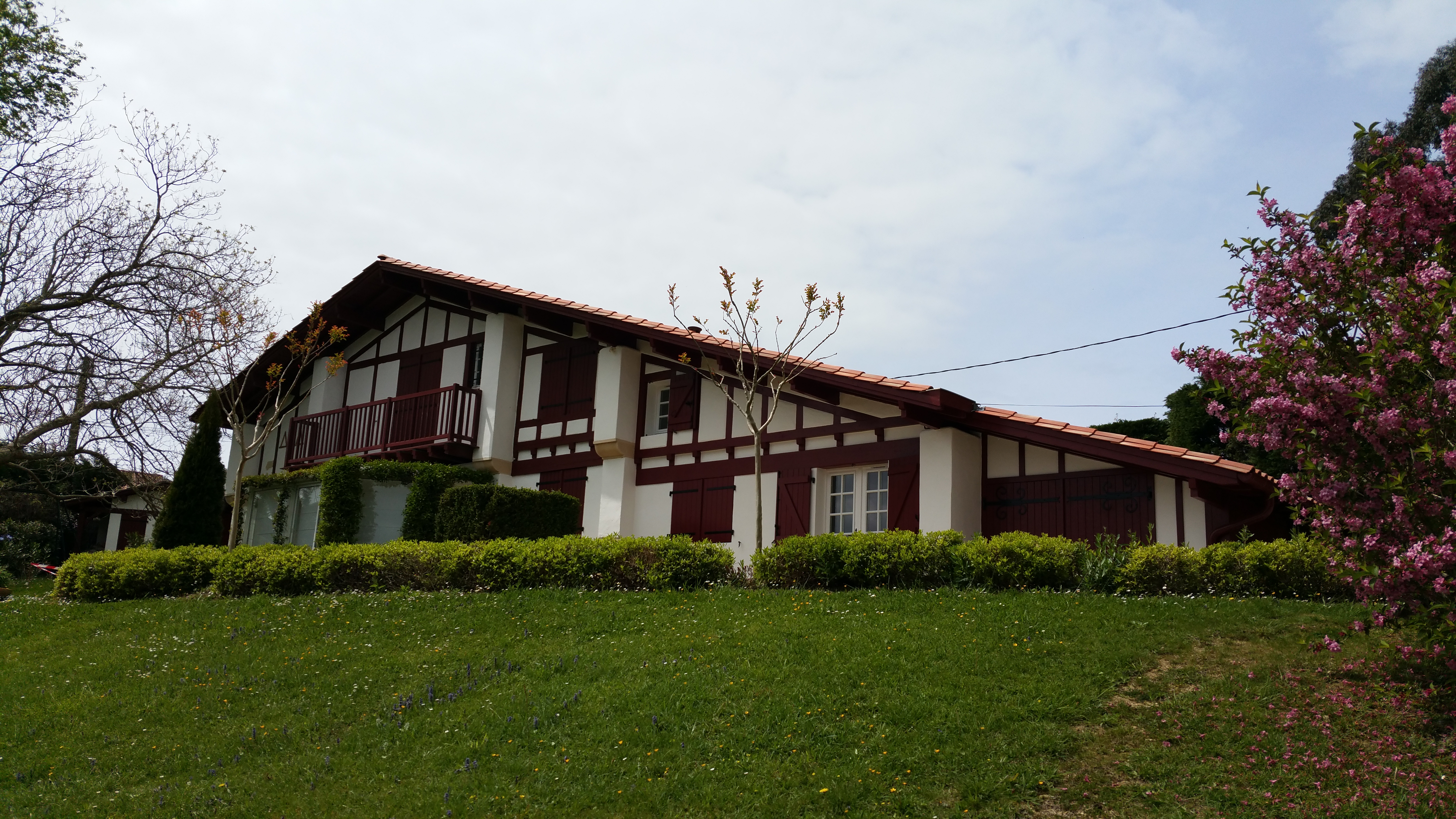 Extension Arbonne Architecte Pays Basque Gwenael Stephan