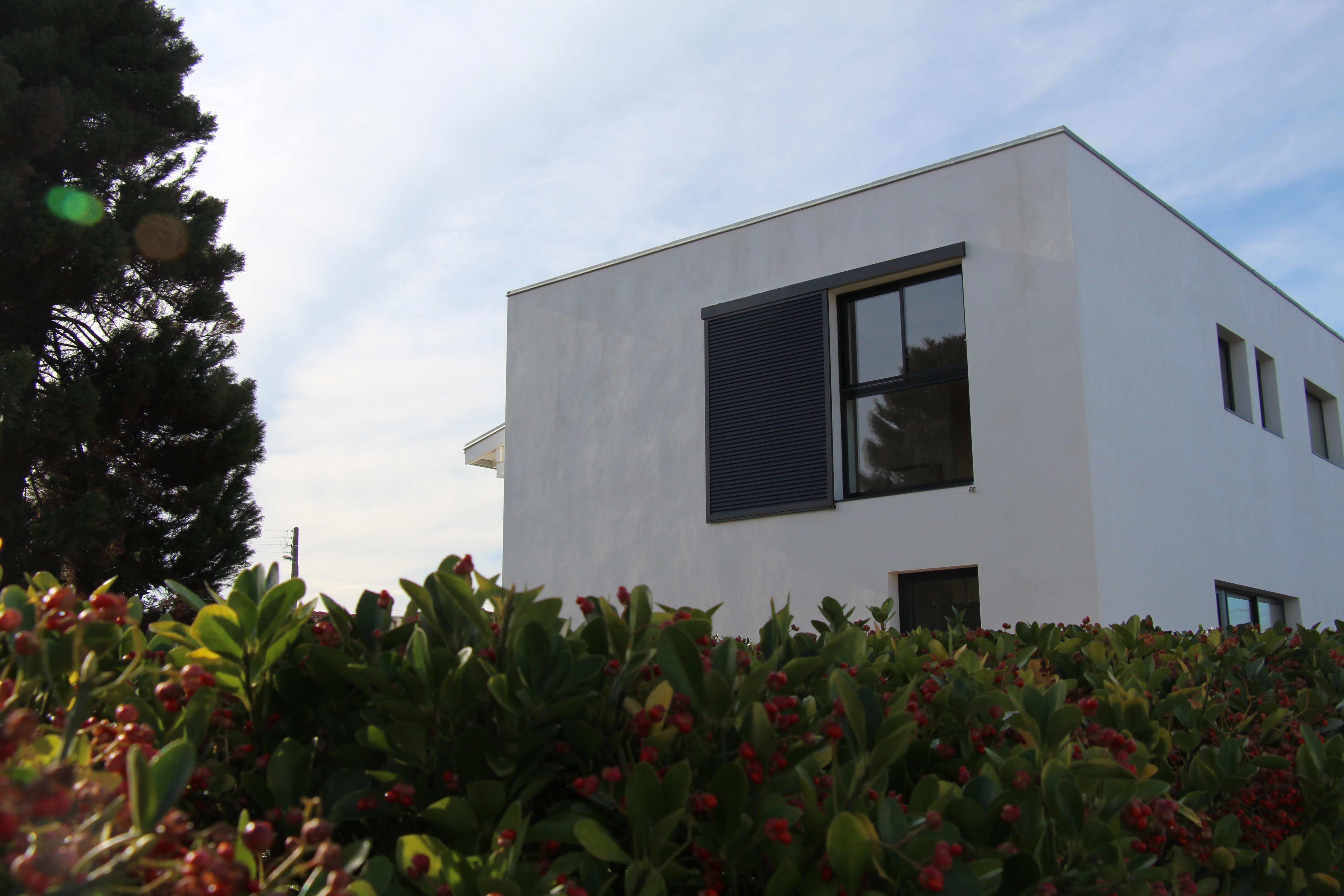 Stephan architecte maison cologique anglet for Architecte maison ecologique