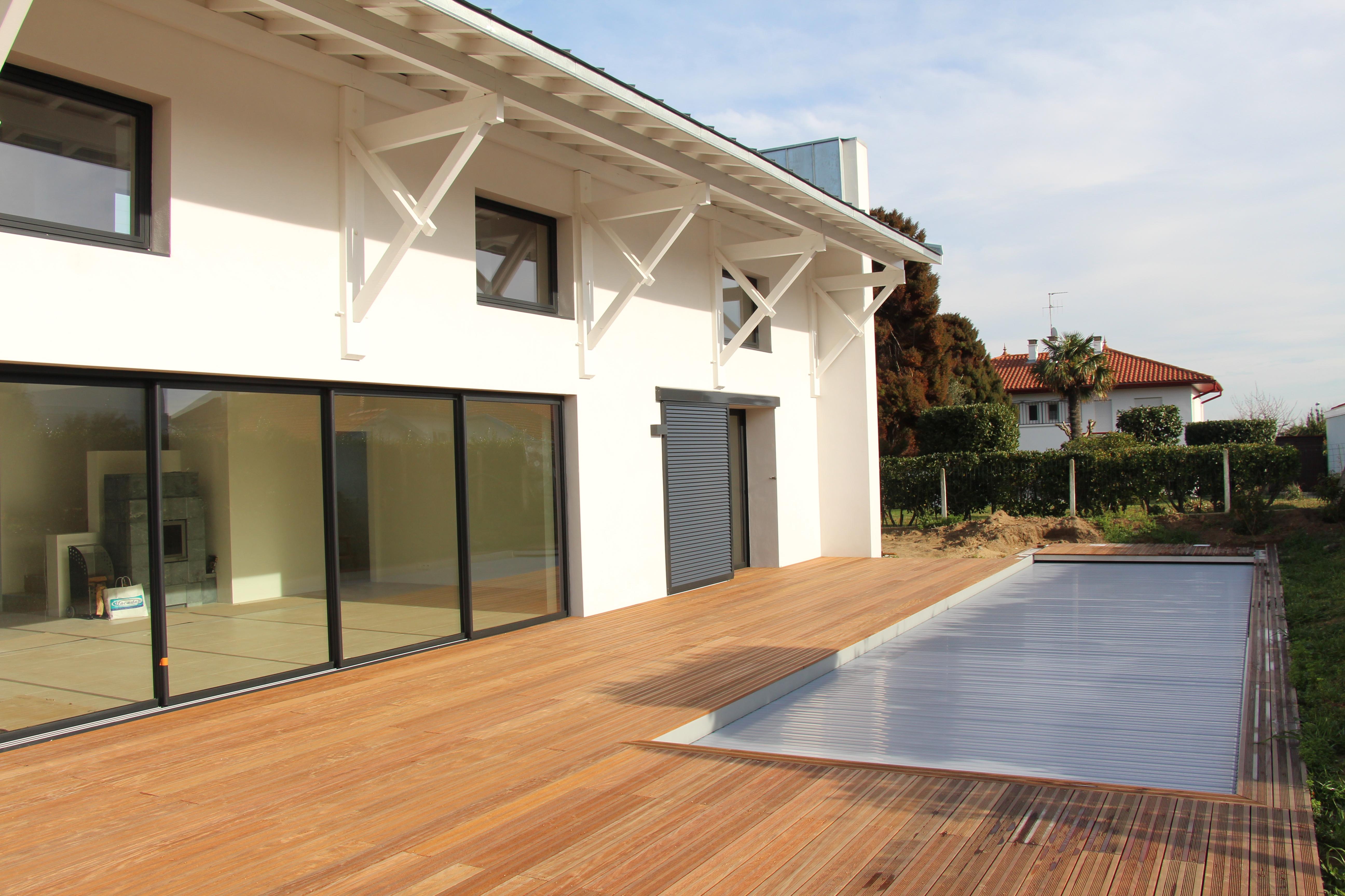 stephan architecte maison cologique anglet. Black Bedroom Furniture Sets. Home Design Ideas