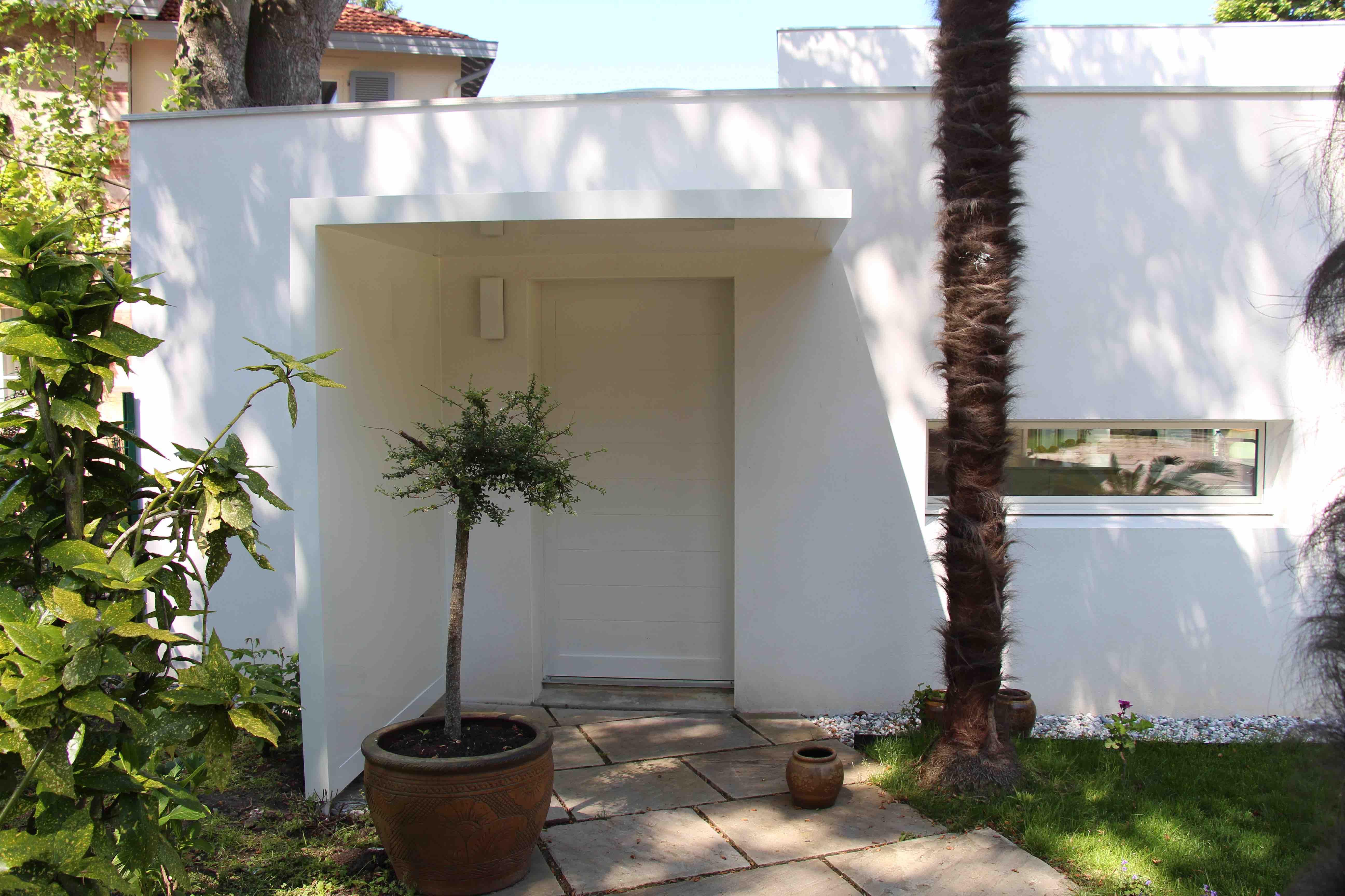 Maison de ville à Bayonne Architecte Pays Basque Bayonne Gwenael Stephan