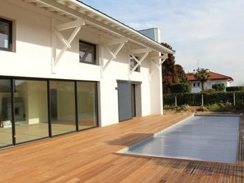 Maison écologique Anglet Architecte Pays Basque Gwenael Stephan