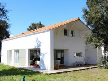 Maison économique à Labenne Architecte Pays Basque Gwenael Stephan