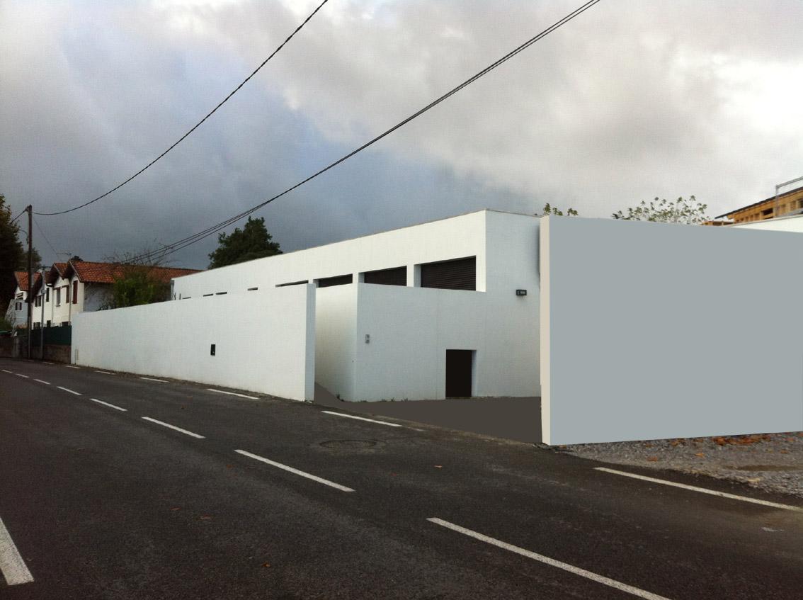 Conception petite maison Anglet Architecte Pays Basque Conception Petite Maison Gwenael Stephan