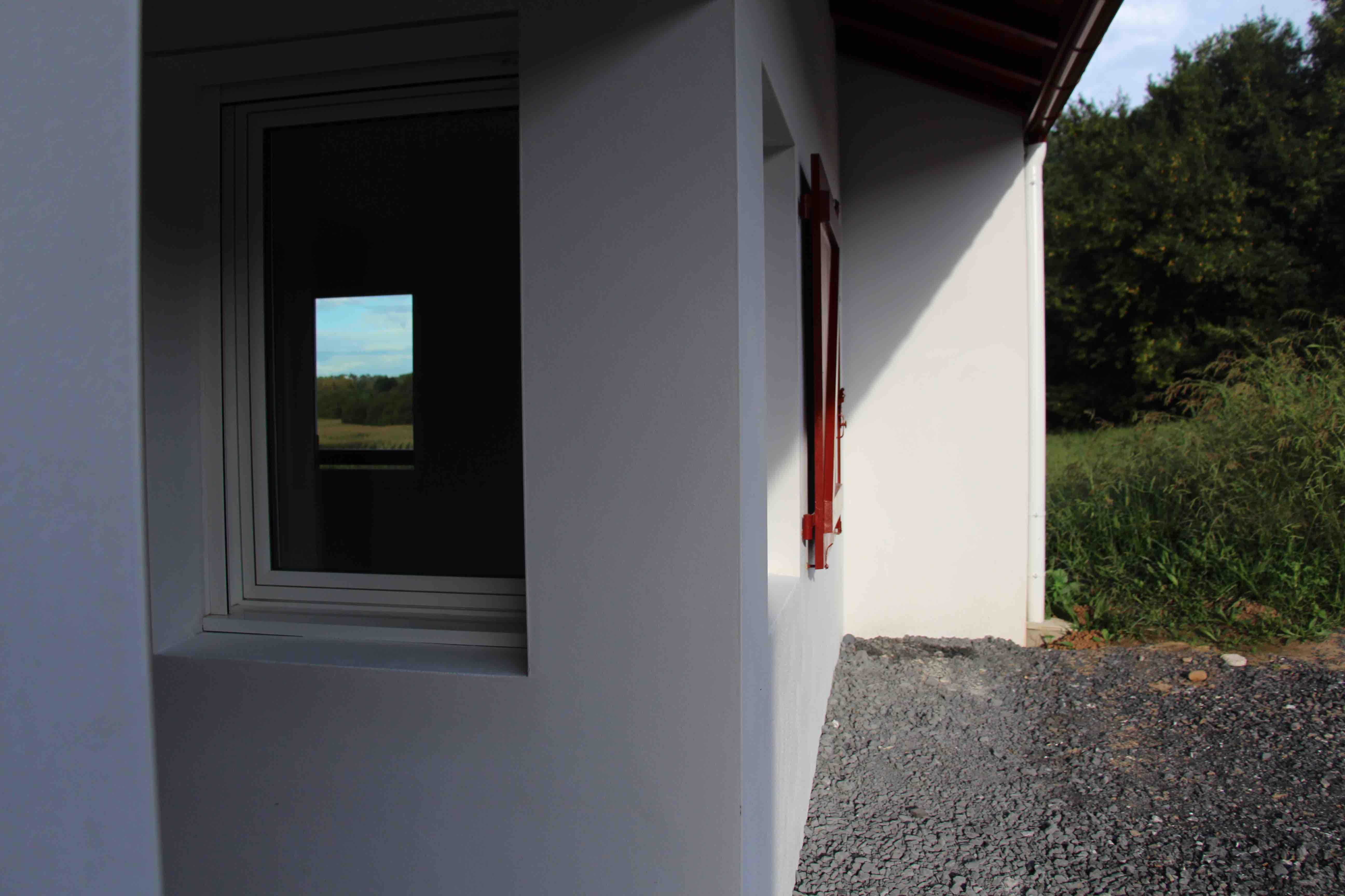 Trois logements locatifs à Villefranque Architecte Pays Basque Conception Logements Gwenael Stephan