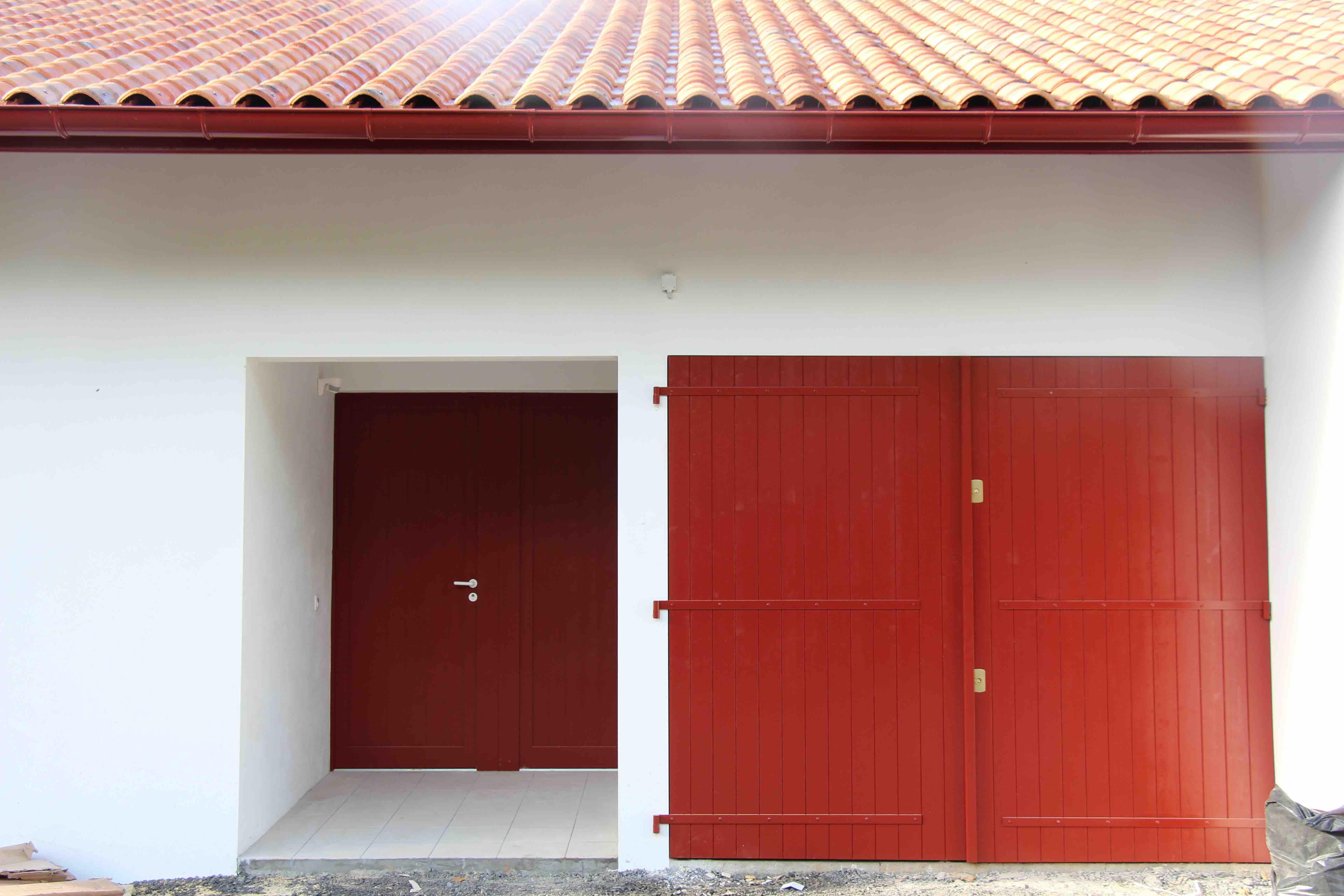 Trois logements locatifs à Villefranque Architecte Pays Basque Logements Locatifs Gwenael Stephan